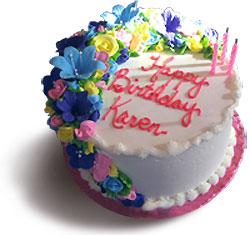 Foto Karen's Birthday Cake © karenandbrian @ flickr